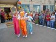 выступление танцевального Грация (1)