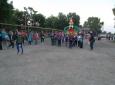 Игровая программа в парке ст.Гривенской