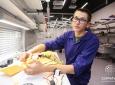Калининская МАОУ-СОШ 1_Иващенко Лев в Сириусе_работа в лаборатории, постройка прототипа сельхоз.дрона